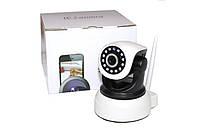 Поворотная IP камера видеонаблюдения NERF X601 WiFi
