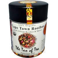 The Tao of Tea, 100% Органический Чай Ройбуш Без Кофеина из Кейптауна, 114 г, фото 1