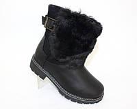 Меховые ботинки для девочек