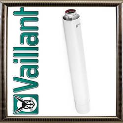 Коаксиальный удлинитель для дымохода Vaillant 60/100 мм 2 м (турбо)