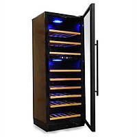 Холодильник для вина Klarstein Weinkuhlschrank 270 литр 120 бутылок винный холодильник, винный шкаф 10003444 #S/O