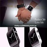 Умные часы Smart Watch X6 Plus Black, фото 3