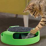 Когтеточка с игрушкой Сatch the mouse, фото 3