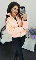 """Женская куртка + батал """" Канада """" Dress Code"""