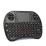 Беспроводная клавиатура i8, мышь/пульт для Смарт TV, Клавиатура тачпад Android,РУССКИЙ оригинал, фото 3