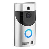 Домофон Wifi с датчиком движения Smart Doorbell B30 Full HD, фото 3