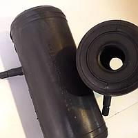 Пневмобаллоны в амортизационную стойку.Высота 20см.Наружный диаметр 8см.Внутренний диаметр 2.5 см.