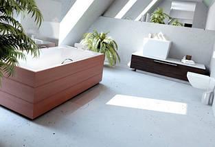Ванна 110*70 Besco TALIA + обудова передня 110 + ніжки, фото 3