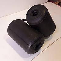 Пневмобаллоны в амортизационную стойку.Высота 13.5см.Наружный диаметр 8.5см.Внутренний диаметр 2.5 см.