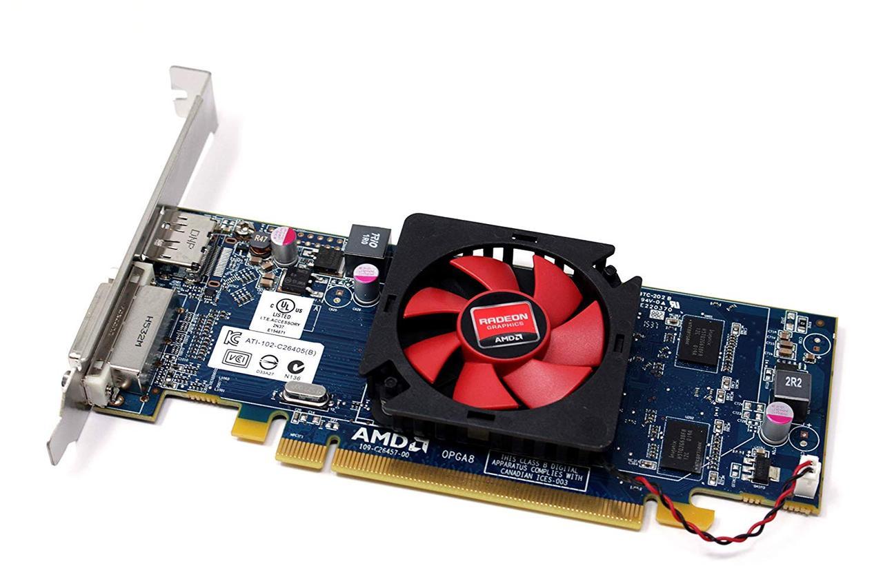 Видеокарта, AMD Radeon HD 6450, 1 Гб, GDDR3