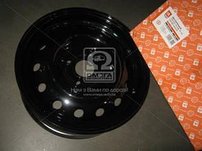 Диск колесный R14 14х5,5J 4x100 Et 43 DIA 60 Дачия Логан Dacia Logan Рено Renault 216.3101015-04 ДК