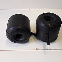 Пневмобаллоны в амортизационную стойку.Высота 9см.Наружный диаметр 9см.Внутренний диаметр 2.5 см.