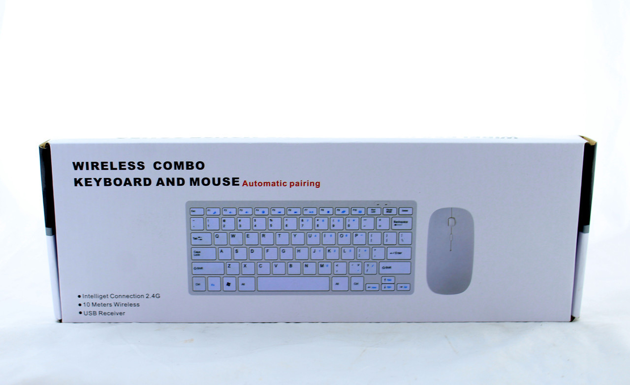 Клавиатура и мышка  wireless 901 Apple