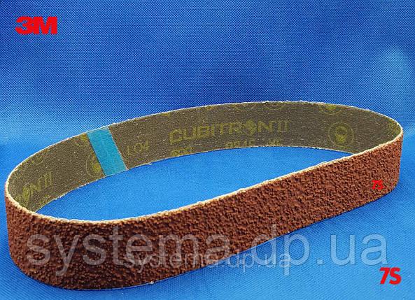 Шліфувальна стрічка Cubitron II 984F Р60+ 60мм х 260мм, фото 2