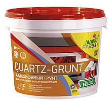Нанофарб Quartz-grunt грунт - 4,2 кг