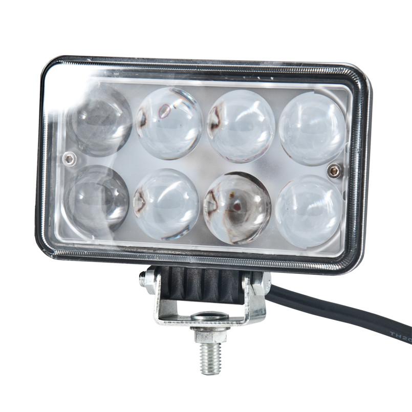 Доп LED фара BELAUTO BOL0803L 1600Лм (точечный)