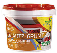 Нанофарб Quartz-grunt грунт - 14 кг