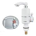 Проточный Электрический Водонагреватель Instant Electric Heating Water Faucet RX-005, фото 4