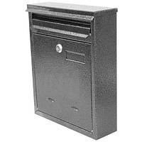 Ящик почтовый металлический ЯП-1 (050, 7035)