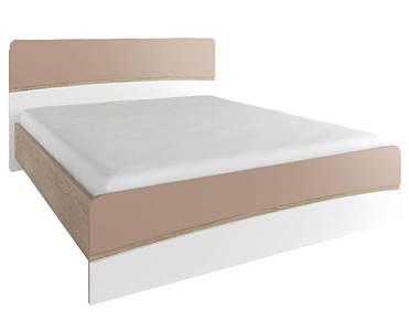 Кровать двуспальная Капучино