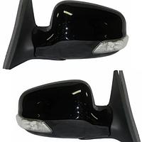 Зеркала ГАЗ 31105 черные с поворотником (к-т)