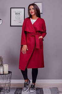 Пальто женское без подкладки