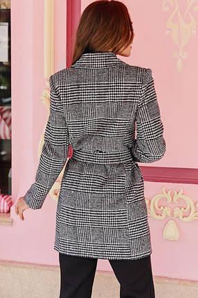 Клетчатое пальто, фото 2