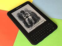 Amazon Kindle 3 Gen Keyboard D00901 Moby PDF КАК НОВАЯ
