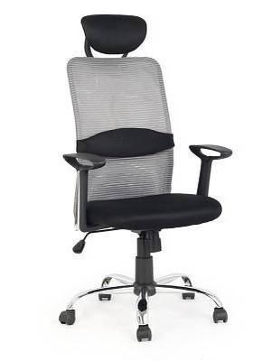 Компьютерное кресло DANCAN (черно-серый) (Halmar), фото 2