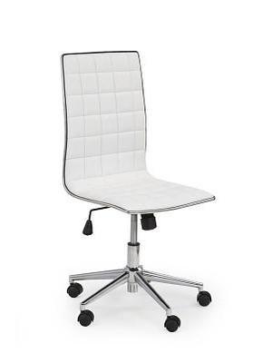 Компьютерное кресло TIROL (белый) (Halmar)