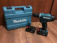 🔶 Аккумуляторный  шуруповёрт Makita DF332D 18V Li-ion / Гарантия 1 Год.