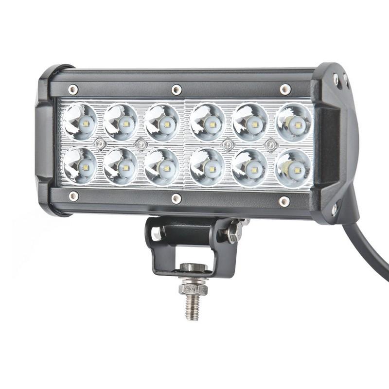 Доп LED фара BELAUTO BOL1203S 3000 лм (точечный)