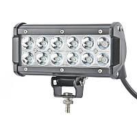 Доп LED фара BELAUTO BOL1203S 3000 лм (точечный), фото 1