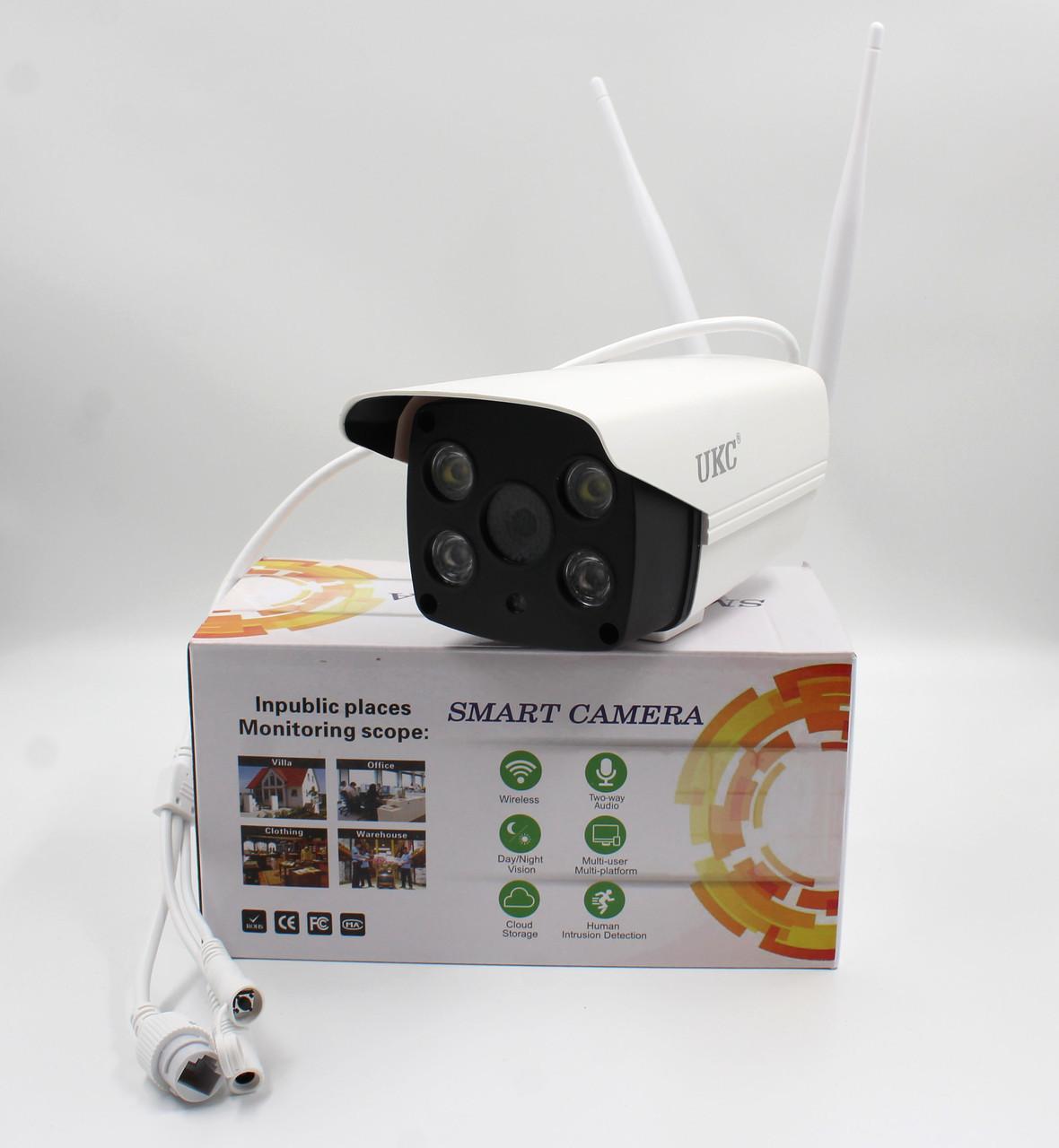 Камера видеонаблюдения уличная UKC CAMERA CAD 90S10B IP 2.0 mp