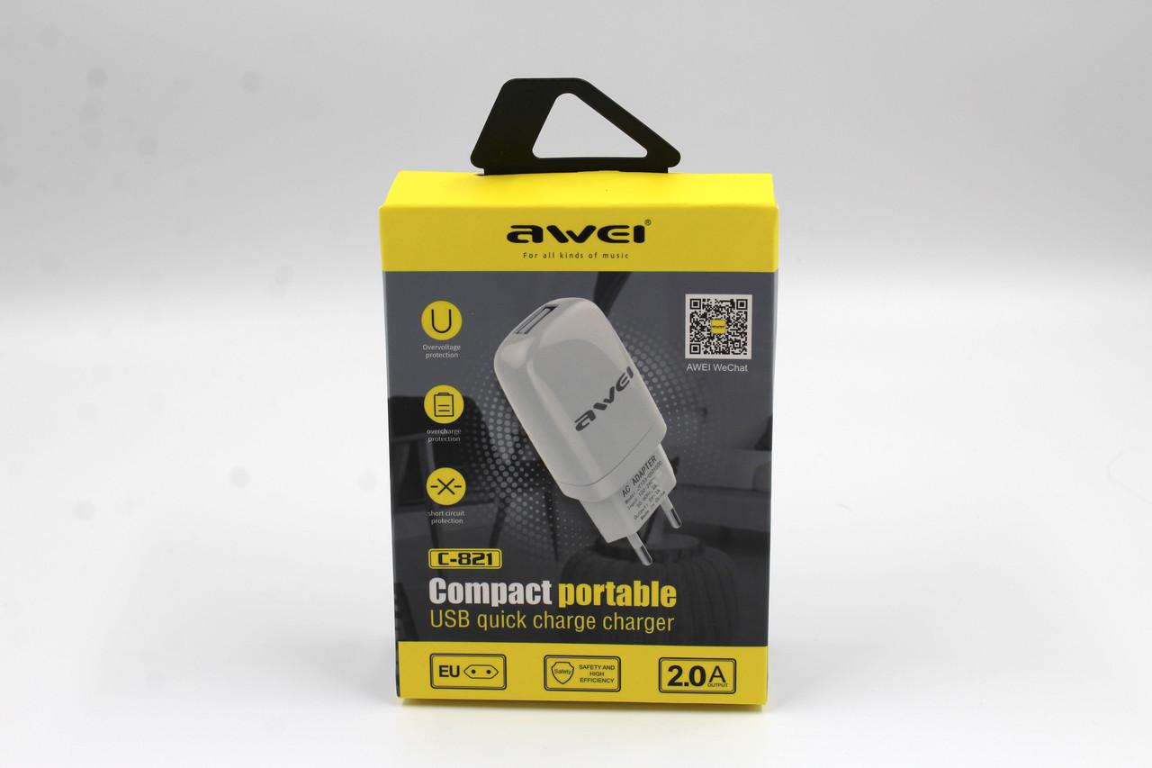 Адаптер AWEI C821 ART.5011 (120)