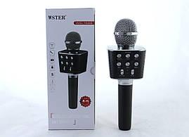 Беспроводной микрофон караоке WS 1688