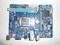 Gigabyte GA-H61M-S1 (REV:2.1) Socket 1155 - в идеале!!!
