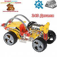 Детский конструктор металлический 243 эл., Inteligent DIY Model, Same Toy WC98AUt