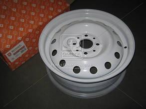 Диск колесный R14 ВАЗ 2110 5.0x14 / 4x98 ET35 DIA58.6 2110-3101015-01 ДК белый