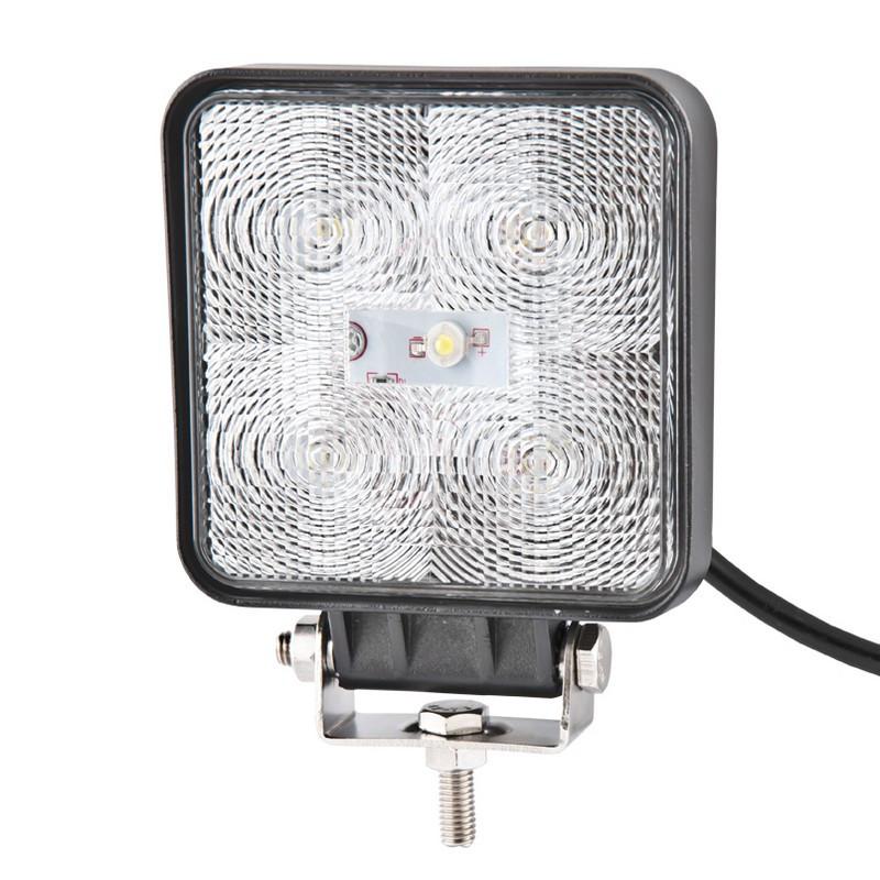 Доп LED фара BELAUTO BOL0503 Flood 1000 лм (рассеивающий)