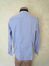 Фирменная стильная рубашка ZARA MAN (L), фото 2