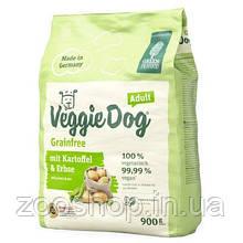 Green Petfood VeggieDog Grainfree беззерновой корм для взрослых собак 900 г