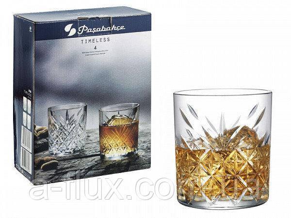Стакан для виски 345 мл Timeless Pasabahce 52790