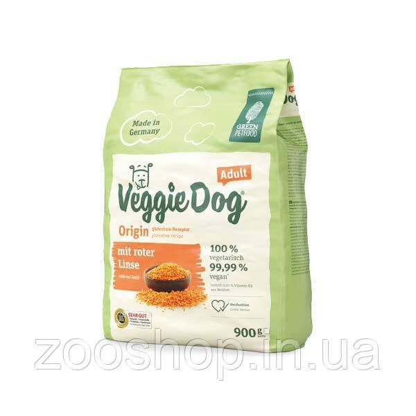 Green Petfood Veggie Dog Origin сухой корм для взрослых собак 900 г