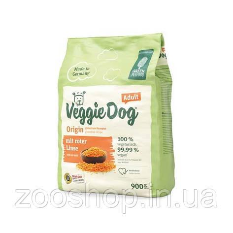 Green Petfood Veggie Dog Origin сухой корм для взрослых собак 900 г, фото 2