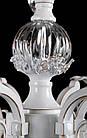 Классическая люстра-свеча на 16 лампочек СветМира VL-30064/16 (LWT+GD), фото 4