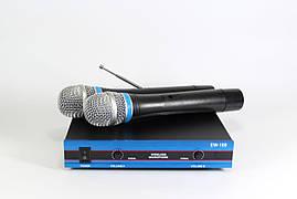 Радиосистема Sennheiser DM EW 100 с двумя микрофонами
