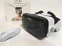 Очки виртуальной реальности VR Z4 с наушниками и пультом