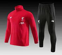 Тренировочный костюм Liverpool красный 2019-2020