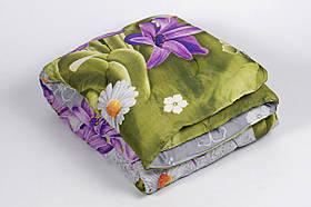 Полуторное одеяло Iris Home - Flowers 140*205